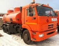 Автотопливозаправщик (АТЗ) КАМАЗ 65115