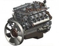 Двигатель КАМАЗ 740.72