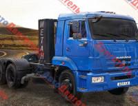 Седельный тягач КАМАЗ 65116-7863-37