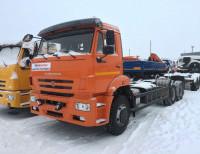 КАМАЗ 6520-3021-49