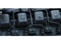 Силовой агрегат КАМАЗ 74009.10-311 с КПП 14