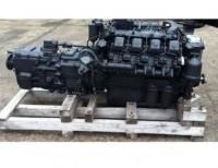 Силовой агрегат КАМАЗ 740.13-300 с КПП 142