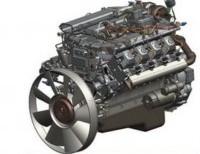 Двигатель КАМАЗ 740.75-440, V8