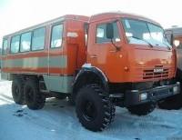 Вахтовый автобус НЕФАЗ-4208-0000010-13