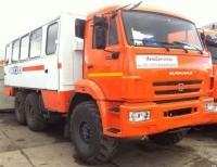 Вахтовый автобус НЕФАЗ-4208-0000010-17