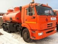Автоцистерна НЕФАЗ-6606-62