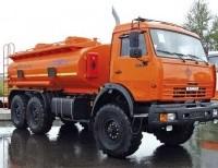 Автотопливозаправщик НЕФАЗ-66063-15