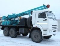Буровая УРБ 2А2 КАМАЗ 5350