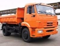 КАМАЗ 43255-А3