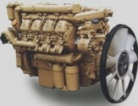Двигатель КАМАЗ 740.50-1000400