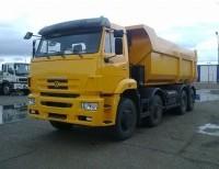 КАМАЗ 65201-60 (20 м3)