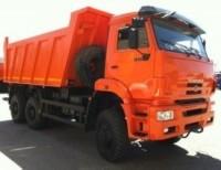 КАМАЗ 6522-6041-43