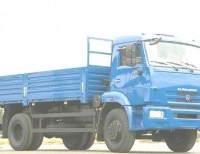 КАМАЗ 43253-6010-25 (С4)