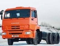Шасси КАМАЗ-65115-23