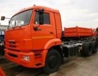 Шасси КАМАЗ 65115-773962-19(L4)