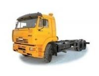 Шасси КАМАЗ 65117-773010-19(L4)