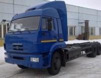 Шасси КАМАЗ 65117-773020-19