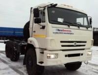 Шасси КАМАЗ 5350