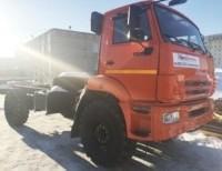 Шасси КАМАЗ 43502-3033-45