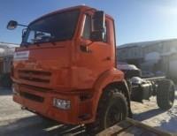 Шасси КАМАЗ 43502-3034-45