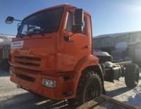 Шасси КАМАЗ 43502-3026-45