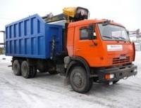 Ломовоз на шасси КАМАЗ 53215 Евро 1