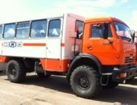 Вахтовый автобус НЕФАЗ-42111-0000010-14